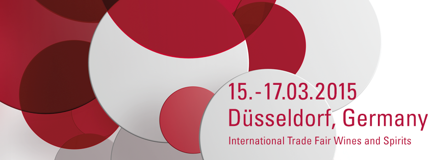 Prowein Fair Düsseldorf 15-17 March 2015