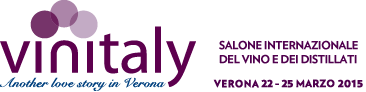 49th Edition Vinitaly in Verona,  22 to 25 March 2015